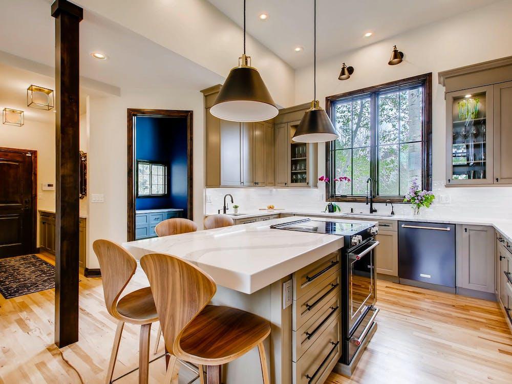 Denver Area General Contractor Custom Home Remodelers