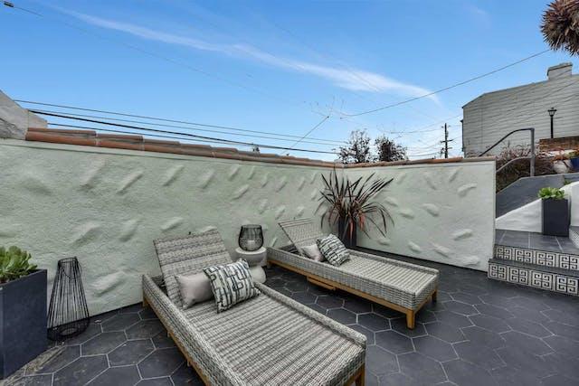 Sunnyside home remodel roof deck