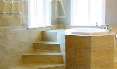 Medina new construction bathtub