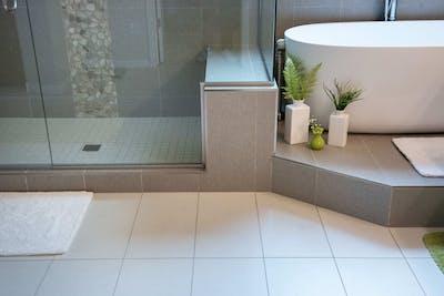Goodyear bathroom flooring