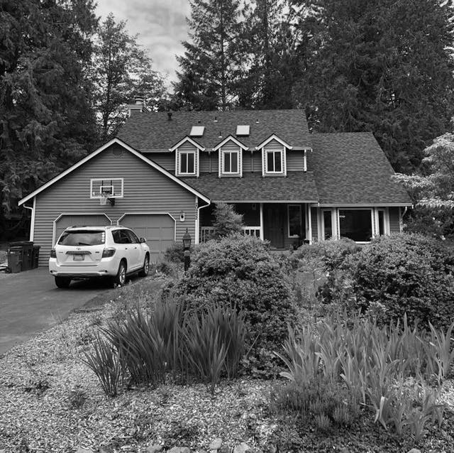 Woodinville home before