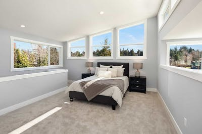 Ravenna new construction master suite