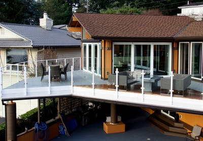Kirkland deck