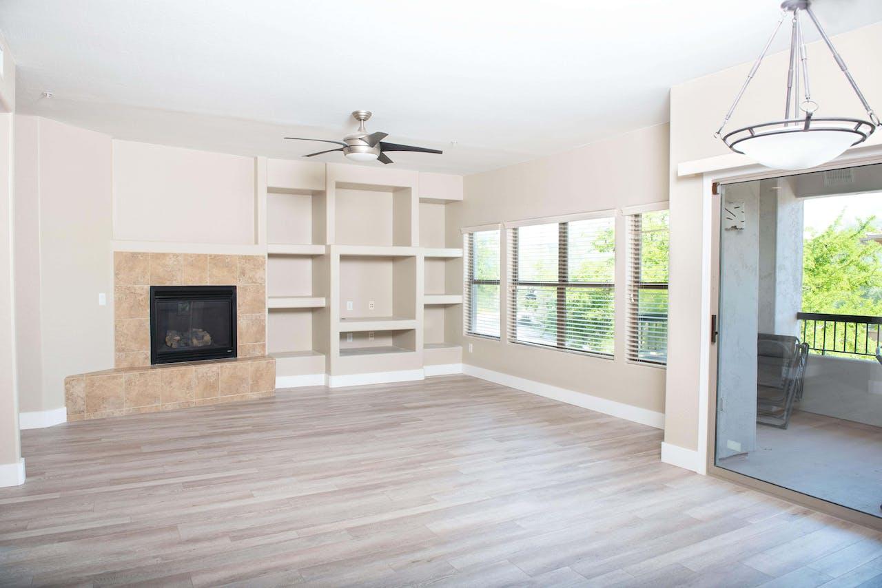 Scottsdale living room