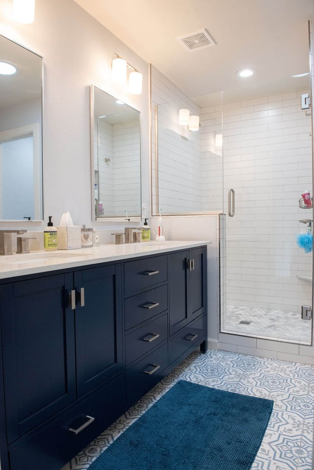 Scottsdale addition bathroom vanity