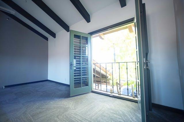 Scottsdale office remodel - french door