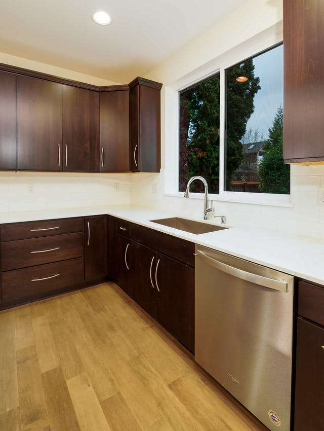 South Rose Hill New Home Construction – Open kitchen