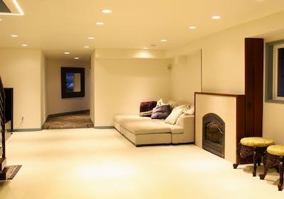 Kirkland basement remodel