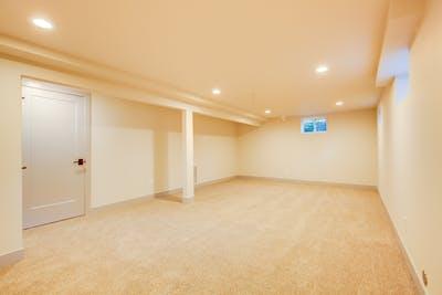 Hampden South basement