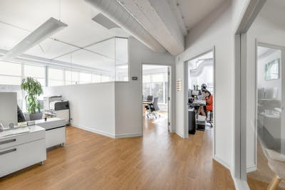 San Francisco office remodel