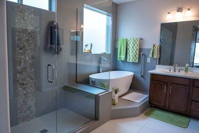 Goodyear bathroom remodel