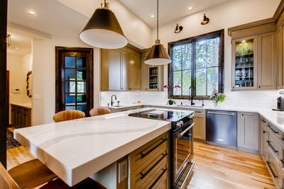 Greenwood Village kitchen remodel