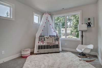 Mercer Island new construction nursery