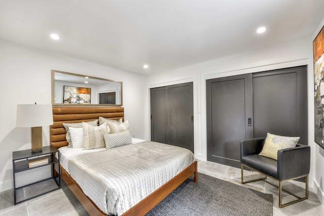 Sunnyside home remodel ADU bedroom