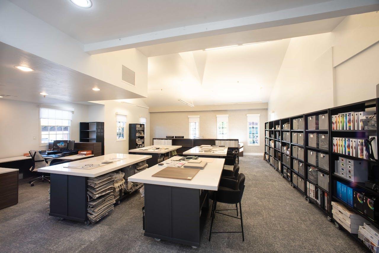 Scottsdale office remodel - open floor plan