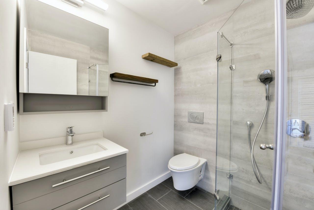 San Francisco ADU bathroom