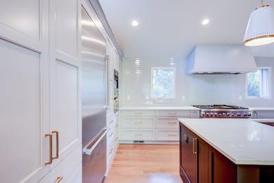Hampden South kitchen refridgerator