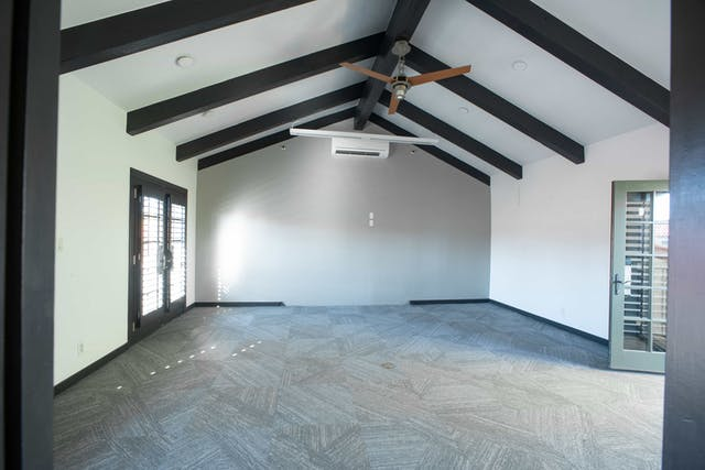 Scottsdale office remodel - vaulted ceiling