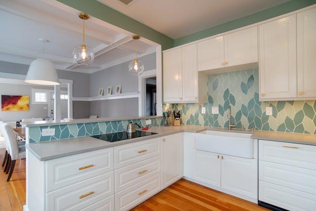 Ballard kitchen remodel