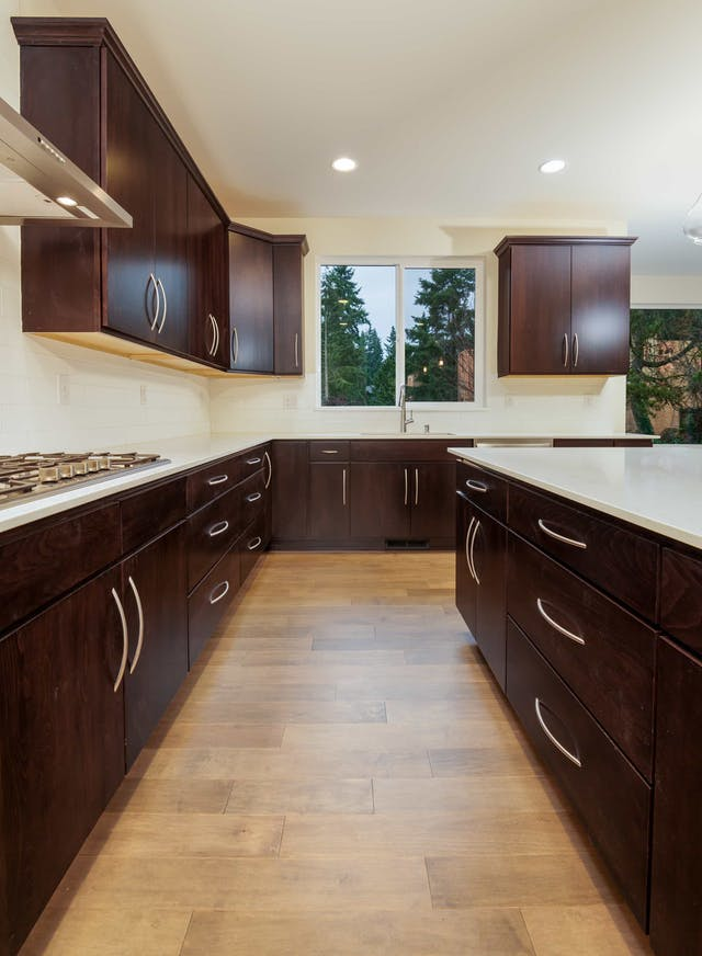 South Rose Hill New Home Construction – Cabinetry