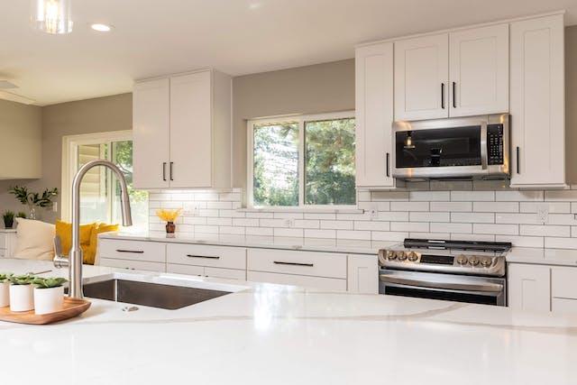 Goldsmith kitchen remodel island