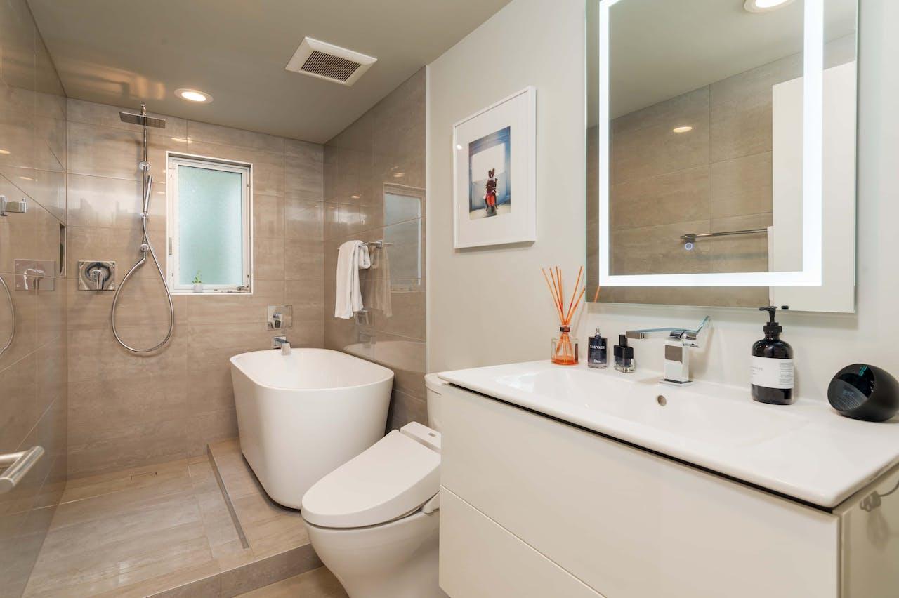 Queen Anne Bathroom Remodel