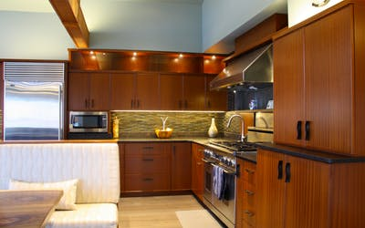 Kirkland kitchen remodel cabinets