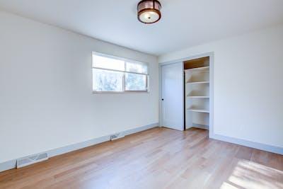 Hampden South bedroom closet