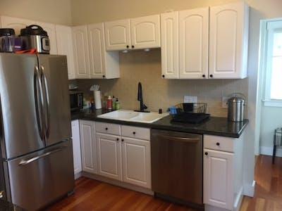 Ballard kitchen sink before