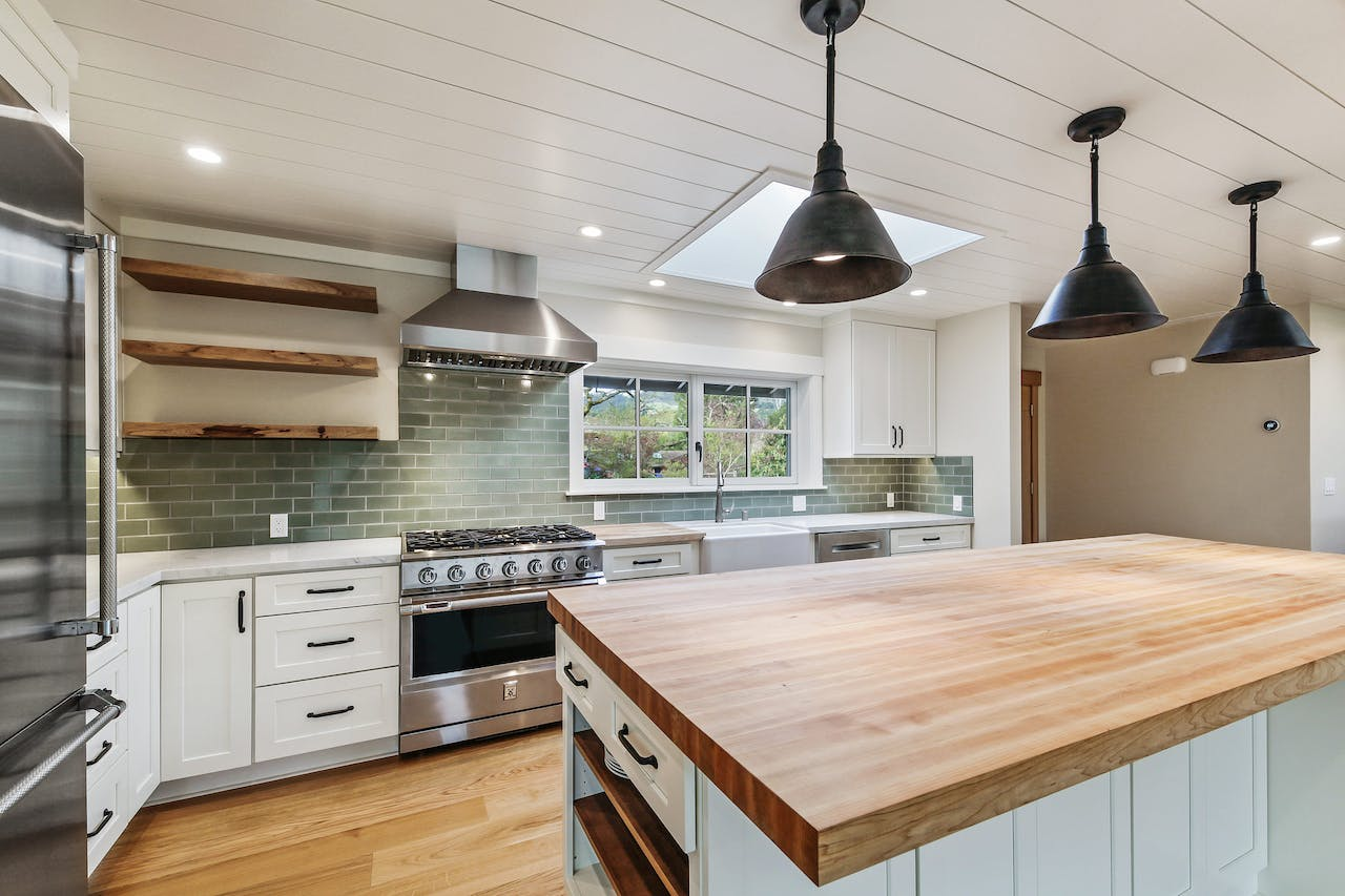 Portola Valley Addition - Kitchen