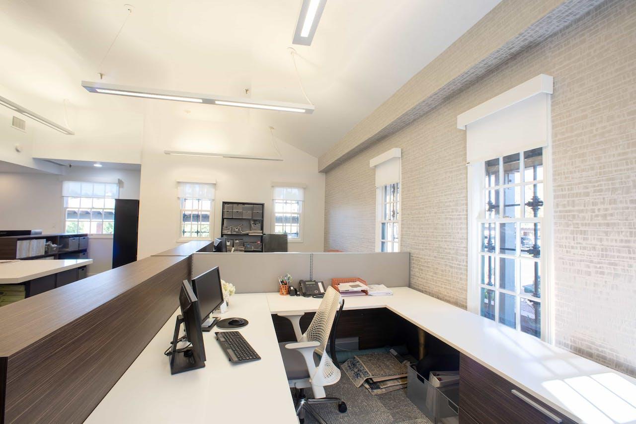 Scottsdale office remodel - windows
