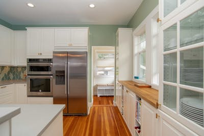 Ballard kitchen and basement remodel