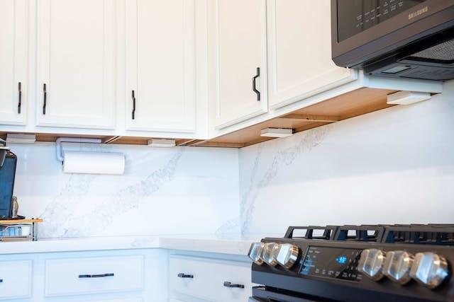 Phoenix kitchen remodel backsplash