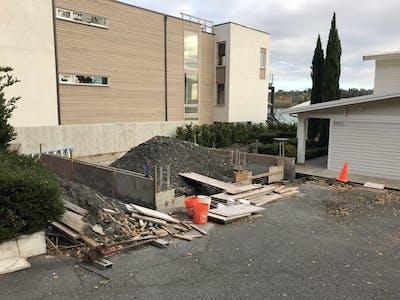 Kirkland ADU in construction