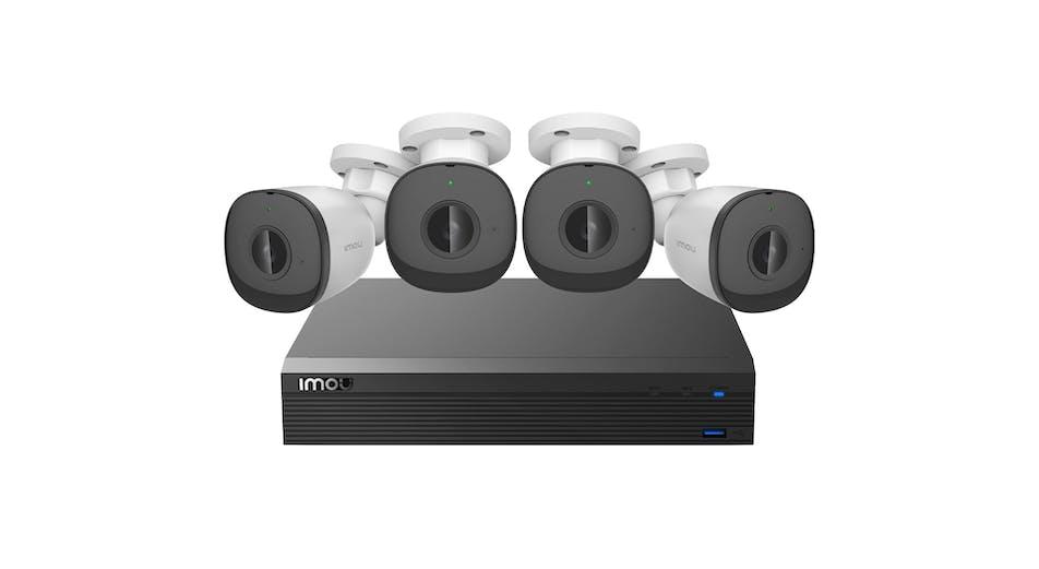 Nyhet: Skydda ditt hem med nytt kamerakit från IMOU
