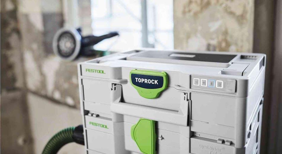 Festool Toprock – högtalare och förvaring i ett