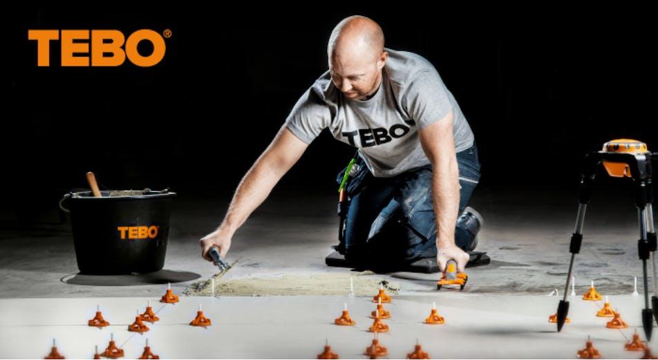 Tebo – för professionella hantverkare inom bygg och industri