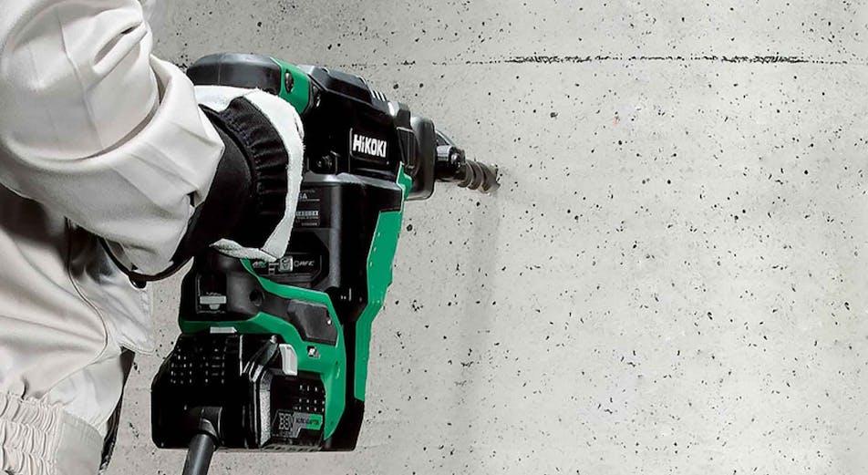 HiKOKI – Nu kan du köra dina MULTI VOLT-verktyg med sladd!
