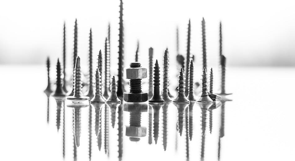 Skruvguide - använd rätt sorts skruv