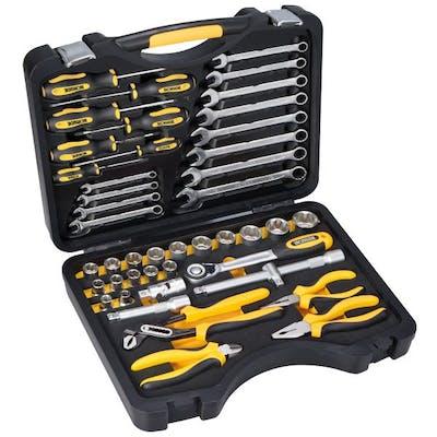 Ironside 102244 - verktygssats med 45 delar