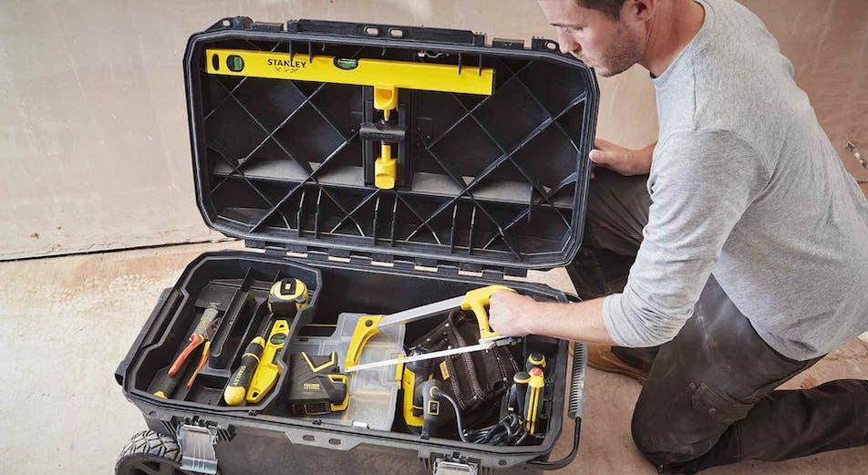 Välj rätt verktygsförvaring