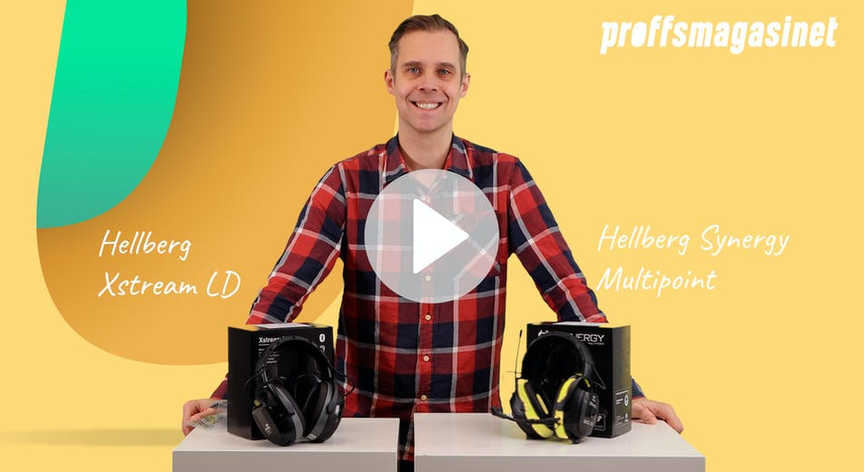 Guide: Hellberg Xstream LD eller Hellberg Synergy Multipoint?