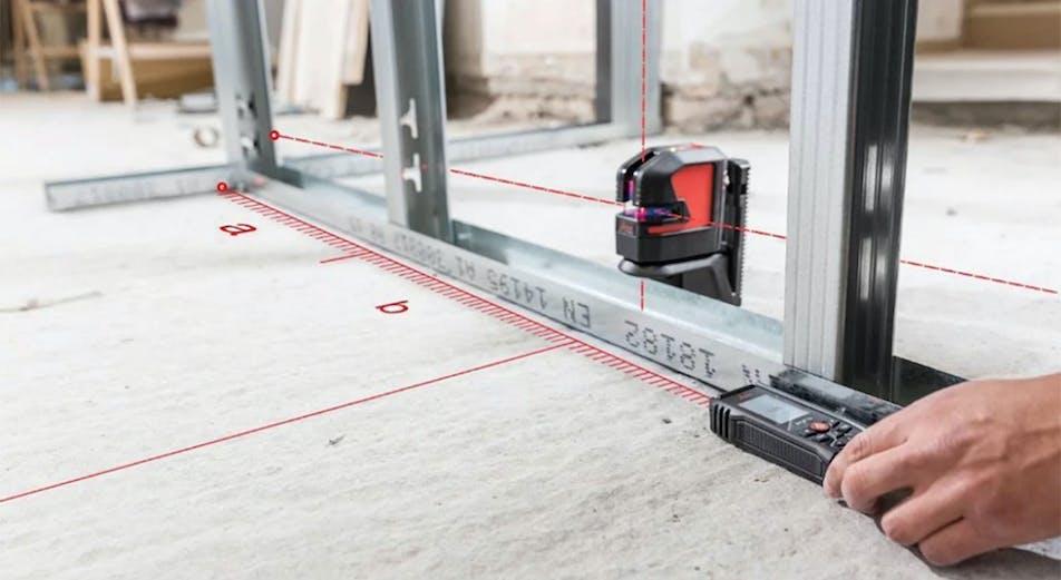 Guide: 6 smarta laser- och mätinstrument för hemmafixaren