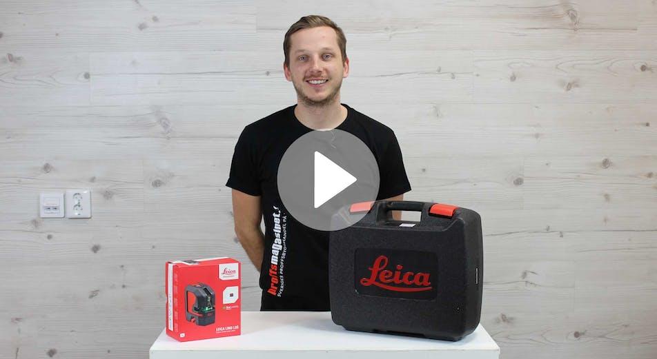 Nyhet: Leica Grönlaser L2G-S just nu endast hos Proffsmagasinet!
