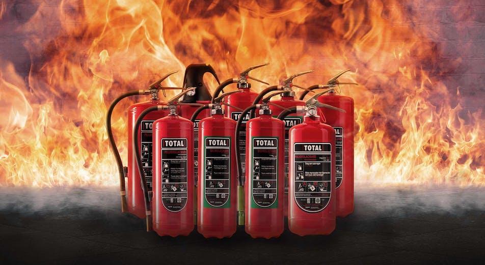 Total brandsäkerhet – Ditt aktiva brandskydd