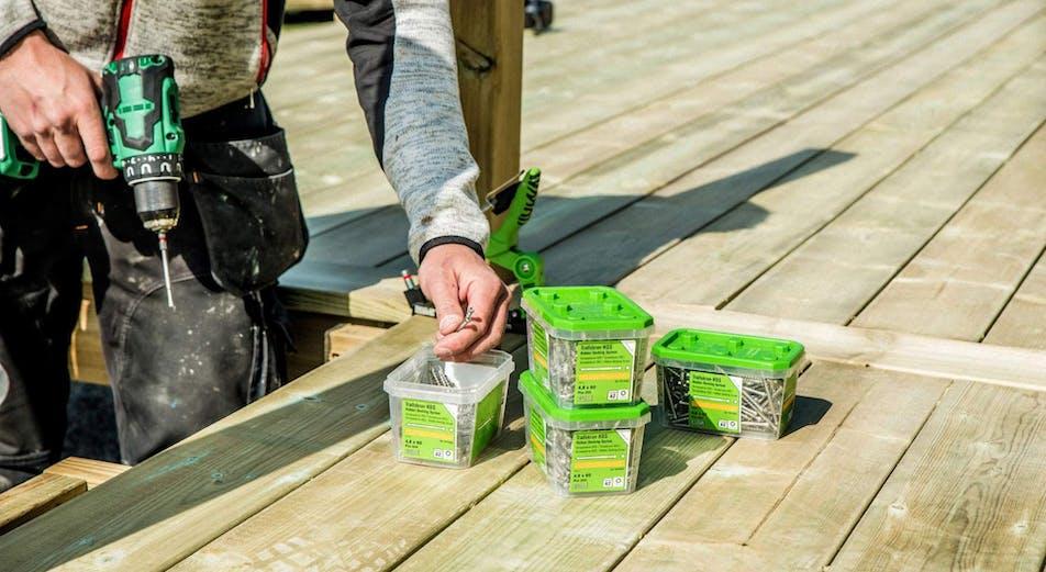 Guide: 12 verktyg som hjälper dig bygga altan och trädäck