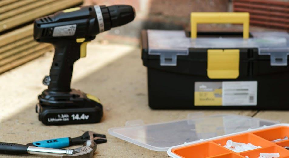 De 7 första verktygen du ska köpa när du flyttar hemifrån
