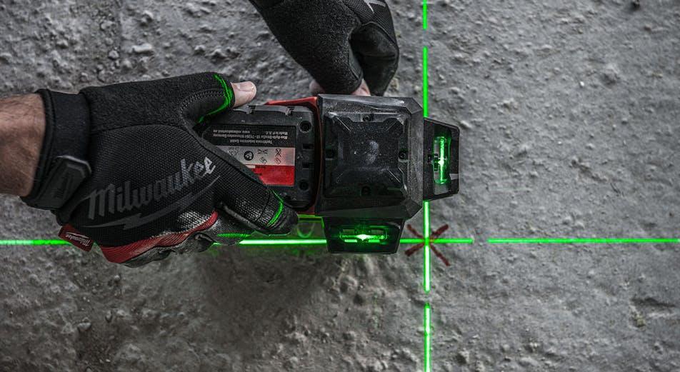 Guide: Grön eller röd laser - vad är bäst?