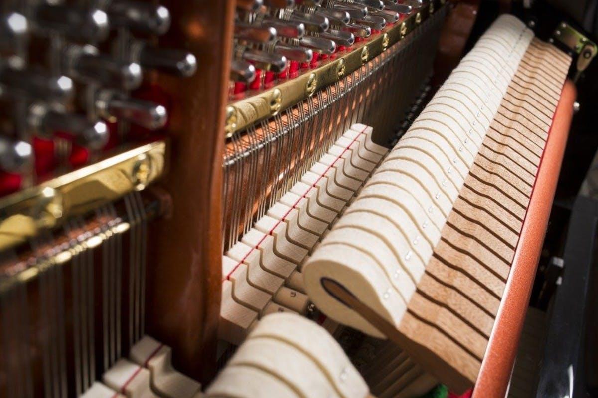 Feurich 125 Design rechte piano