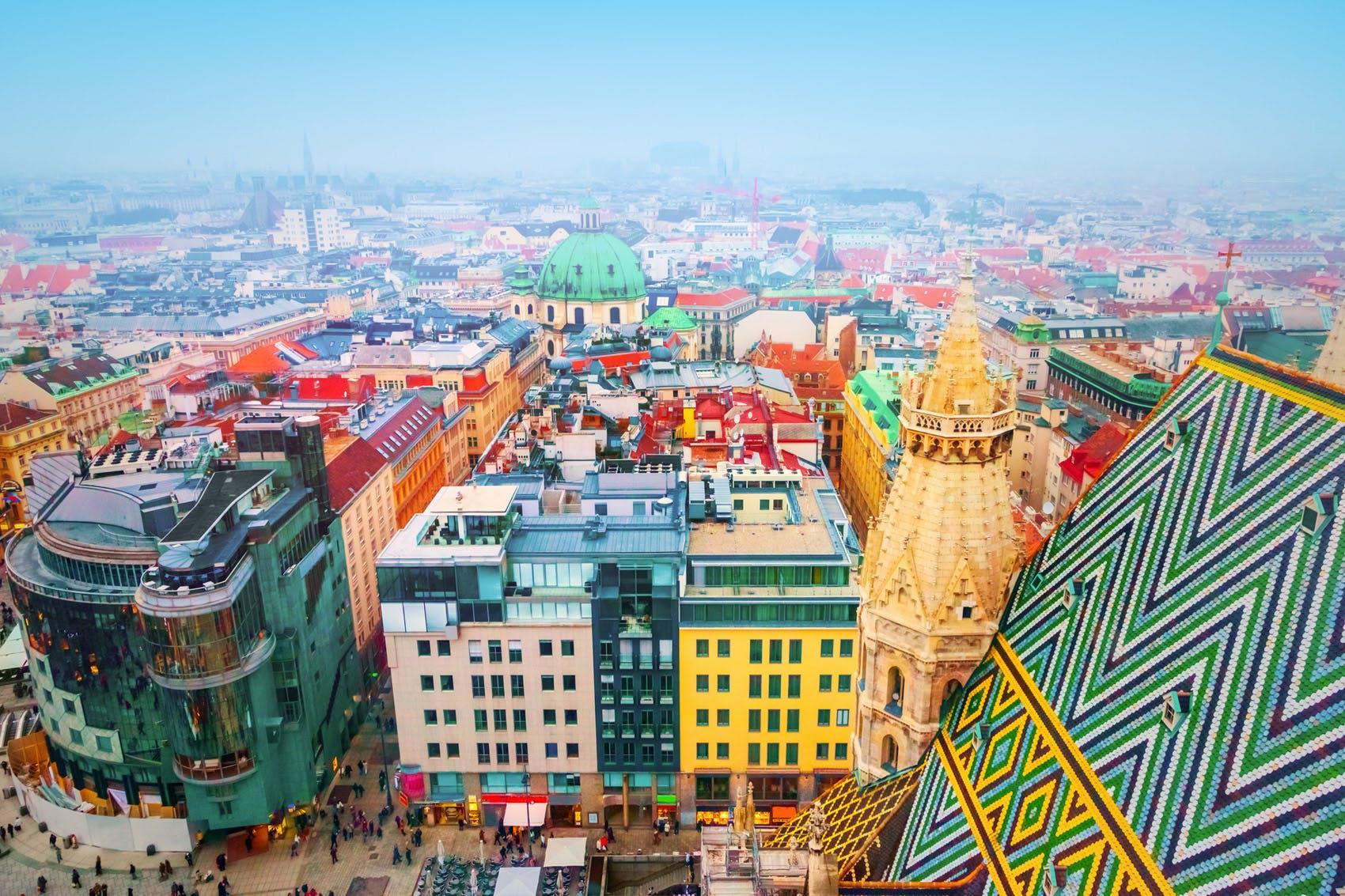 Work In Austria Prospects Ac Uk